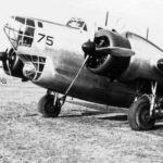 Douglas B-18A code 75