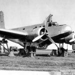 Douglas B-18 37-01 75mm gun test 3
