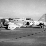 Crashed B-18 Bolo 37-002 at Hickam Field May 1943
