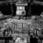 B-24D Bomber Cockpit
