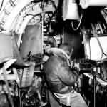 B-24 Liberator Waist Gunner In Action