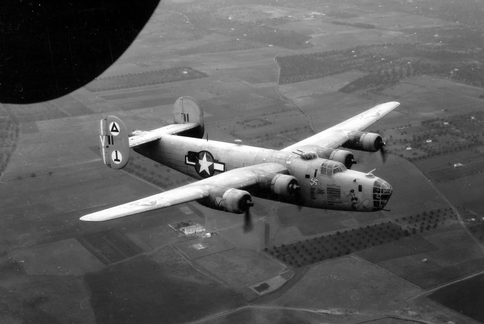 B-24 Liberator 98th Bomb Group Chug-a-Lug