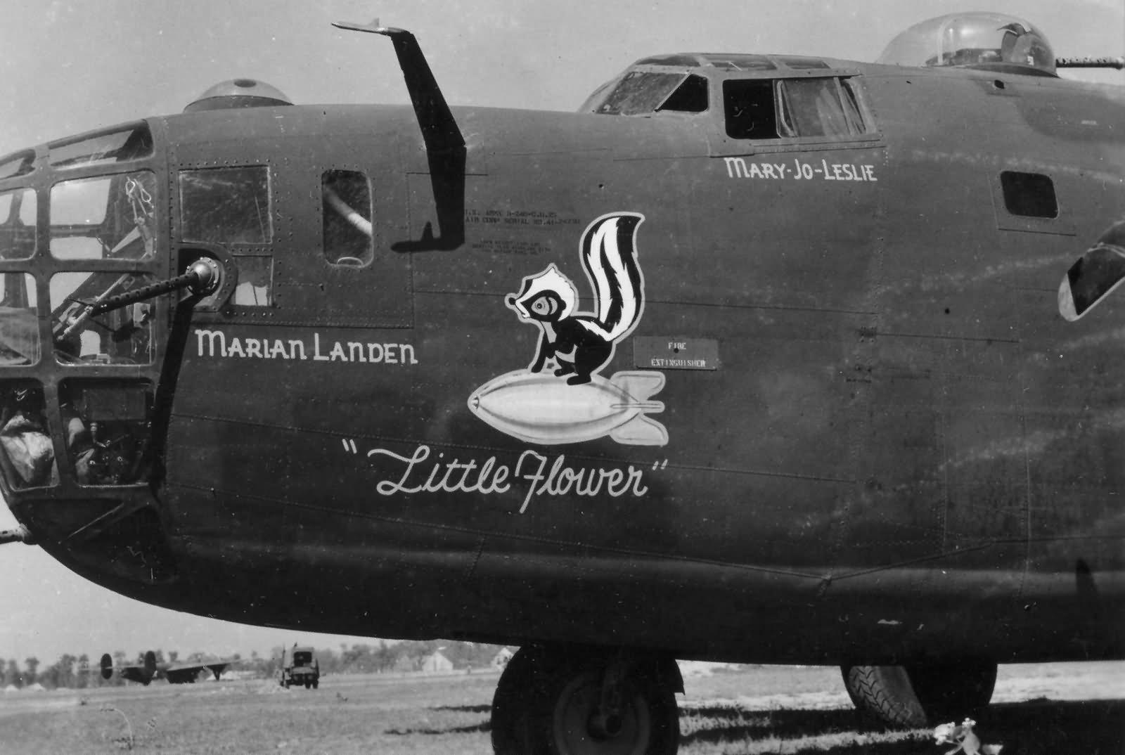 B-24D Liberator Nose Art  B 24 Liberator Nose Art