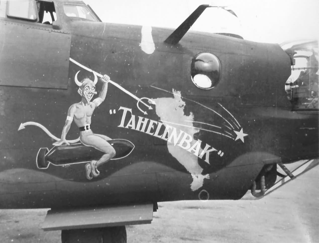 B-24 Liberator bomber  B 24 Liberator Nose Art