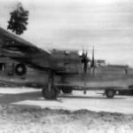 B-24 of of 24 Squadron RAAF code GR+J