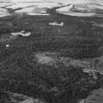"15th US Army Air Force 485th BG, 830th BS B-24H 42-52724 Liberator ""Buzz Job"" 1944 over Czechoslovakia"