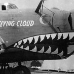 "B-24J Liberator serial 42-73324 ""The Flying Cloud"" of the 308th Bomb Group 374th Bomb Squadron"