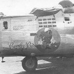 "B-24J 44-40683 ""Curly Bird"" of the 30th Bomb Group, 819th Bomb Squadron"