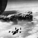 B-24 Liberator 15th AF Bombing Ploesti Romania – 15 July 1944