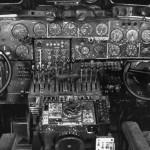 B-24 Liberator Bomber Cockpit