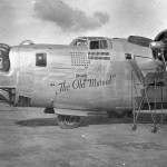 B-24 Liberator Nose Art The Old Mutual 14th Air Force