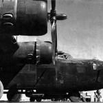 B-24 RAF Liberator Mk II in Western Egypt 1942