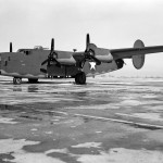 Brand New B-24E Liberator Ford Motor Company Willow Run Plant