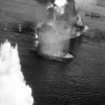 1th Air Force B-25 Skip Bombing Raid 1945 4