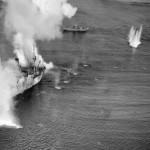1th Air Force B-25 skip bombing raid 1945 3