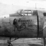 B-25C Bomber WHODUNIT THE 2ND