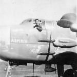 B-25J Mitchell Gunship Bomber ASPIRIN