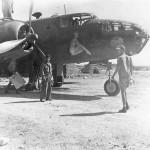 B-25D Mitchell Bomber Nose Art Rosie