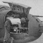 B-25J Mitchell Gunship guns