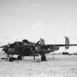 B-25J Mitchell aircraft Alexai Point Attu 77th BS 1944
