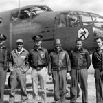 B-25 341 Bomb Group crew CBI