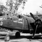B-25 38yh Bomb Group 1942 Tokyo Sleeper nose art
