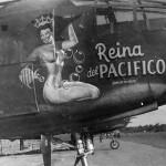 B-25 Bomber REINA DEL PACIFICO