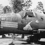 "B-25 Mitchell Bomber ""SWEET ELOISE"" nose art"