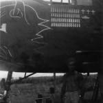 B-25D Brooklyn Dodger Nose Art 41-30336 New Guinea