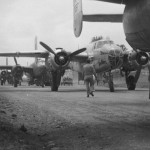 B-25 Mitchell Foggia Airfield Comp Italy