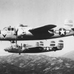 B-25J Mitchell 42-28929 43-4015 12AF over Italy