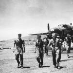 B-25 Mitchell Bat Outa Hell Pilots 499th Bomb Squad 345th Bomb Group