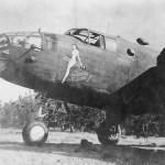 B-25 Mitchell Bomber The Vigorous Virgin Nose Art