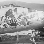 B-25 Mitchell Hardships 2nd nose art