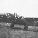 B-25 Mitchell Nose Art Dragon 1943 New Guinea