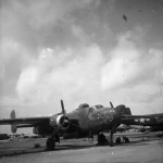 B-25 Mitchell Okinawa 1945