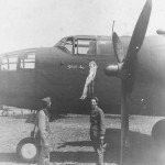B-25 Mitchell Shock Job Nose Art