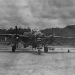 B-25 Mitchell Strafer Bats Outta Hell 345th BG