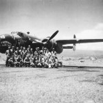 B-25 Mitchell of Bats Outa Hell Pilots 499th BS 345th BG New Guinea