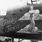 B-25 attack bomber FRISKY FRISCO