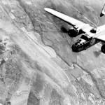 B-25J bombers destroys german supply depot