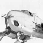 Navy PBJ-1H B-25H Mitchell nose