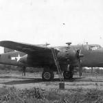 North American B-25D Mitchell Bomber 340 BG 488 BS 8E