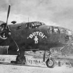 North American B-25 Mitchell Butch