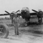 North American B-25 Mitchell Gunship Skull Nose Art PTO