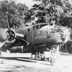 North American B-25 Mitchell The Nip Clipper