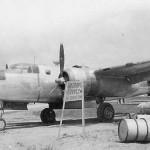 North American B-25 Mitchell medium bomber