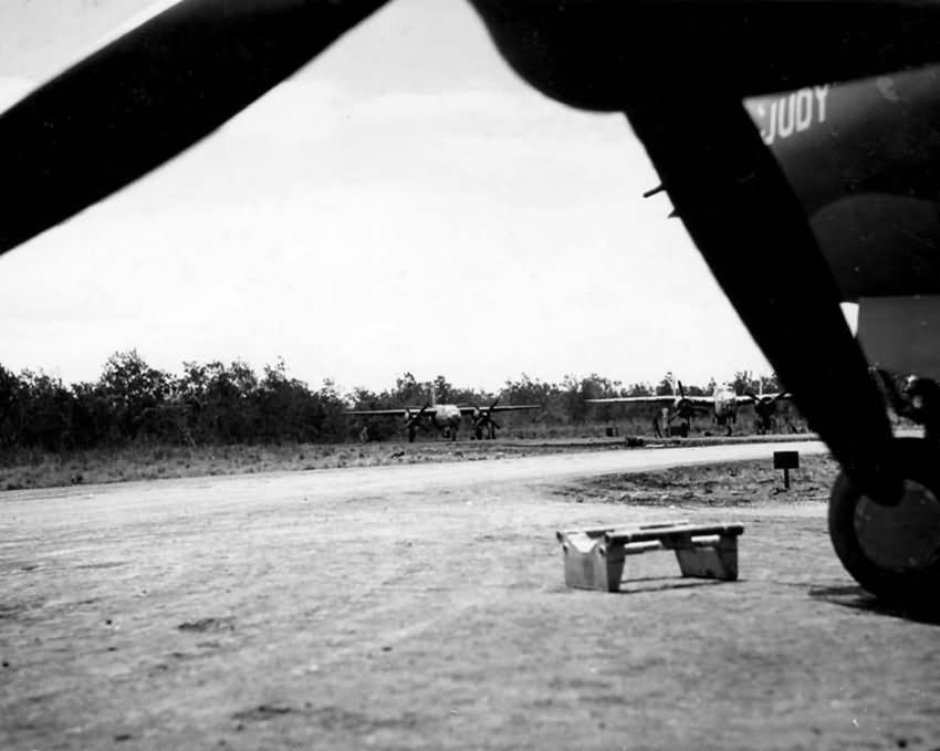 B-26 Marauders in the 22nd BG dispersal area at 7 Mile Drome Summer 1942