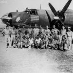 "319th BG B-26B ""Bucket of Bolts"" crew North Africa 1943"