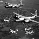 397th Bomb Group Marauders raid over France spring 44